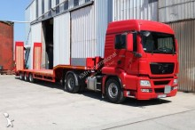 MAN TGS 18.480 tractor-trailer