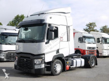 Renault heavy equipment transport tractor-trailer