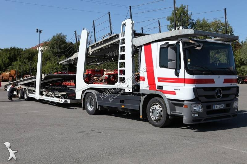 Ensemble routier Mercedes