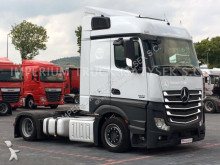 ensemble routier Mercedes ACTROS 1845 / MP4 / EURO 5 / LOW DECK / MEGA /