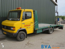 used car carrier tractor-trailer