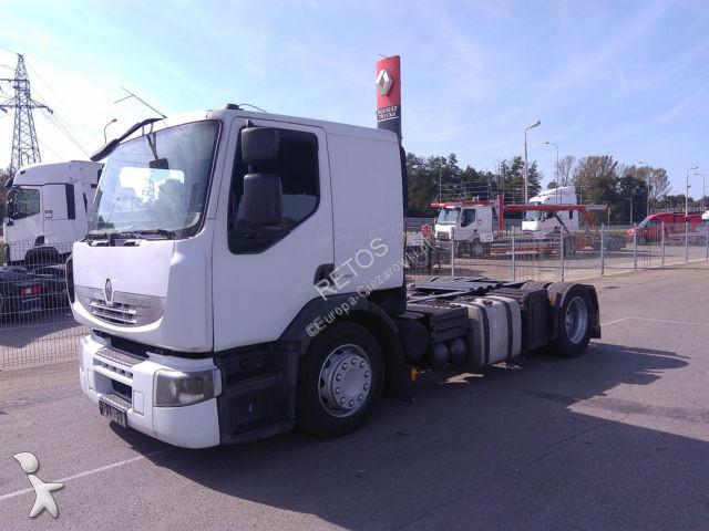 Tractora semi Renault PREMIUM 450 Dealer, For Lohr