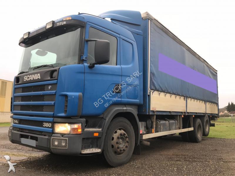 Ensemble routier Scania Non spécifié