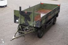 n/a Open met borden 2-assig Full steel tractor-trailer