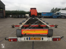 k.A. ZW 18 T / CONTAINER TRANSPORT Sattelzug