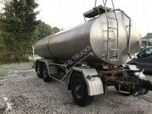 used food tanker tractor-trailer