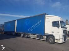 DAF tautliner tractor-trailer