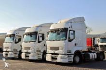 Renault heavy equipment transport tractor-trailer