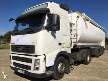Volvo food tanker tractor-trailer