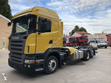 Scania container tractor-trailer
