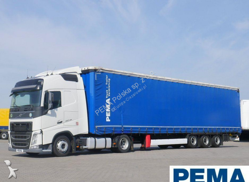 Ensemble routier Volvo