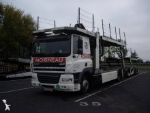 used DAF CF85 car carrier tractor-trailer 460 4x2 Euro 5 - n°2895620 - Picture 1