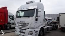 ensemble routier châssis Iveco