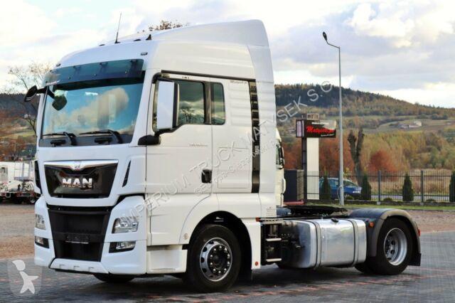 Zestaw drogowy MAN TGX 18.440 / XLX / EURO 6 / LOW DECK / ACC/ MEGA