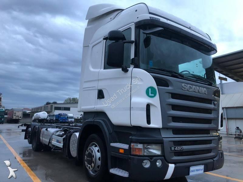 Zestaw drogowy Scania