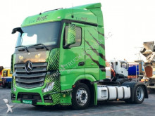 ensemble routier Mercedes ACTROS 1845 / MP4 /EEV /LOW DECK / ECO BESTIA /