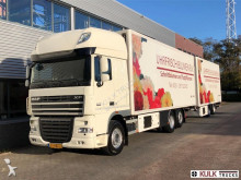 DAF mono temperature refrigerated tractor-trailer
