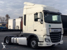 DAF heavy equipment transport tractor-trailer
