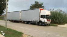 used sliding tarp system tarp tractor-trailer
