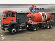 vrachtwagencombinatie MAN TGA 19.410