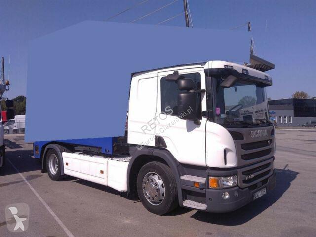 Zestaw drogowy Scania Scania P410 for eurolohr