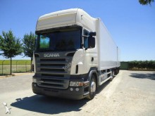 Scania refrigerated tractor-trailer