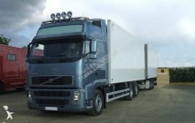 Volvo refrigerated tractor-trailer