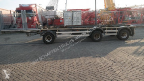 tractora semi DAF CONTAINER TRAILER