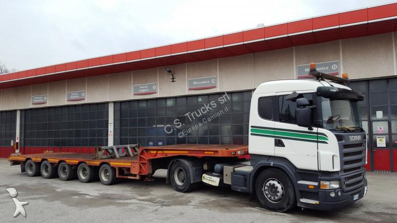Ensemble routier nc Scania + De Angelis