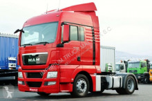 autoarticolato MAN TGX 18.440 / XLX / EURO 5 / LOW DECK / MANUAL /