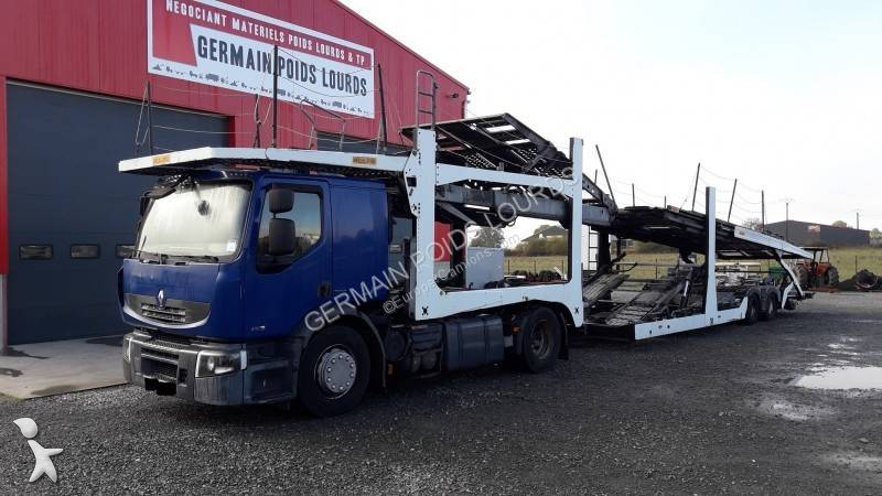 Vedere le foto Autoarticolato Renault
