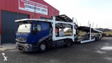 Renault car carrier tractor-trailer