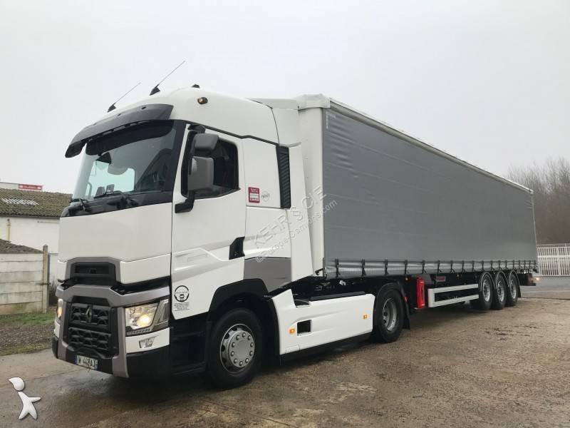 Conjunto rodoviário Renault