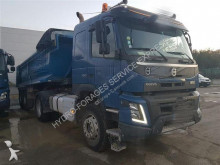 used standard tipper tractor-trailer