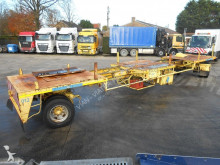 tractora semi nc Langmaterialtransport / Extendable Trailer / Remorque extensible