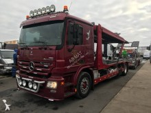 ensemble routier Mercedes Actros 1858