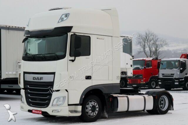 Zestaw drogowy DAF XF 460 / SUPER SPACE CAB/EURO 6 /LOW DECK / MEGA