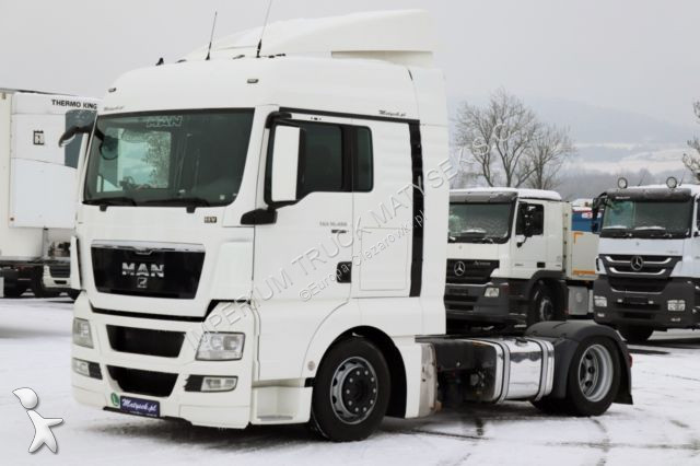 Zestaw drogowy MAN TGX 18.480/XLX/ EURO 5/LOW DECK/MEGA/EFFICIENT