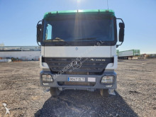 ensemble routier nc MERCEDES-BENZ - 2041AS (9847DLT) + Semi-remorque benne