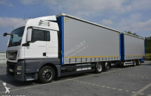 ensemble routier MAN TGX 26.480 E6 Tandem