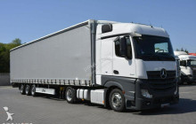 ensemble routier Mercedes Actros 1845 E6 MP4 +Fliegl Leka 6.200kg