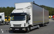 Iveco Eurocargo 80E22 Euro 5 EEV tractor-trailer