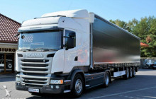 autoarticolato Scania R 410 E6 STENLINE etade Active Pediction + Fiana FLIEGL
