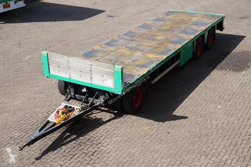 Ensemble routier nc Aanhangwagen 3-assig/ liftas