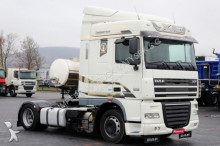 DAF XF 105.460 / SPACE CAB / LOW DECK / EURO 5 ATE / tractor-trailer