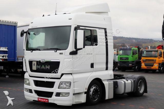 Ensemble routier MAN TGX 18.480 / XLX / EURO 5 EEV/ LOW DECK / MEGA /