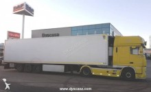 DAF box tractor-trailer