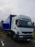 ensemble routier frigo Renault