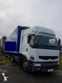 zestaw drogowy chłodnia Renault