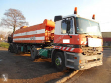 used Tar tanker tractor-trailer